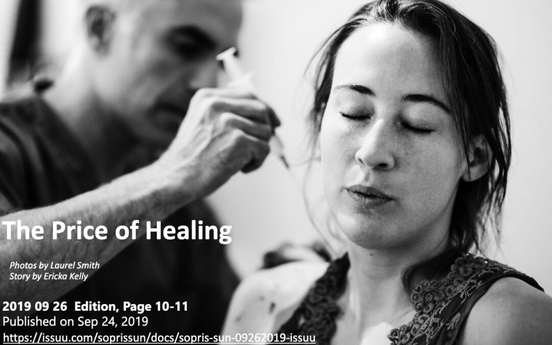 The Price of Healing